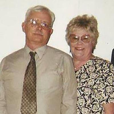 Gerald and Carolynne Foust