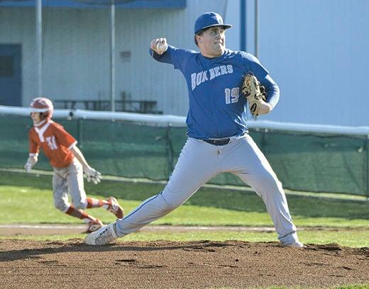 Vasquez pitches