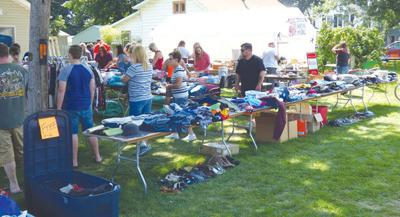 Sellers: Popularity of US 127 Yard Sale down this year
