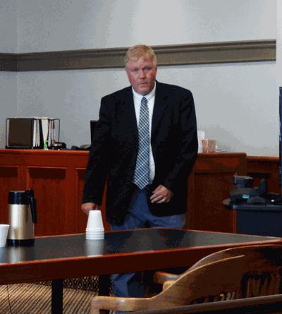 Burke trial