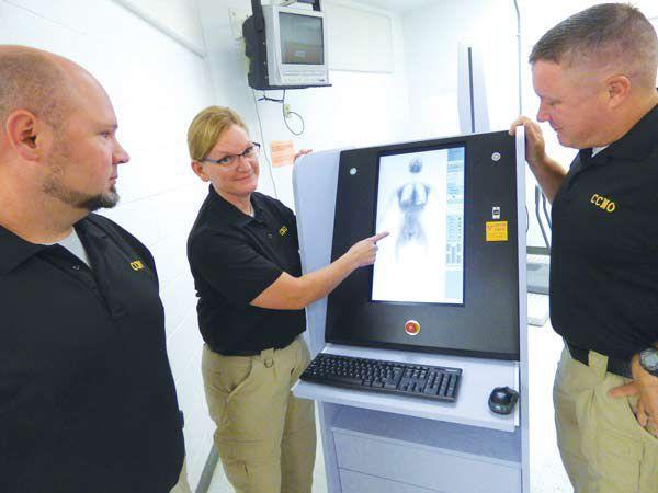 CCNO Body Scanner
