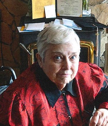 Rosemary Mae Eyer (1940 —2019)