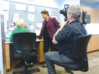 MSNBC pays visit to Bryan Community Health Center | News ...