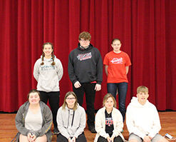 Hilltop Students of Month