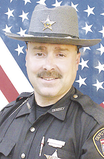 Williams County Sheriff Steve Towns
