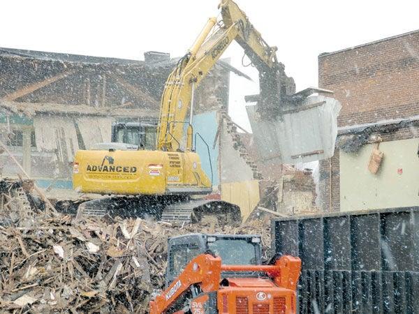 Montpelier Demolition