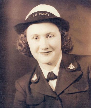 Mildred Ann (Richards) Kolts (1923 — 2020)