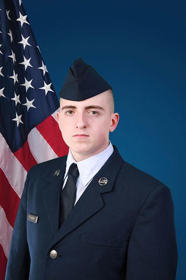 U.S. Air Force Airman Jacob C. Barnard