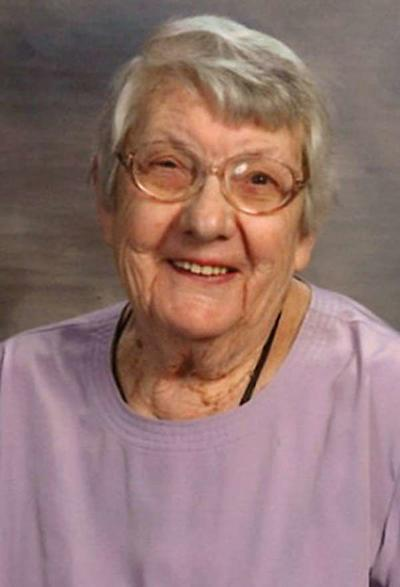 Gladys Maxine Donson (1920-2019)