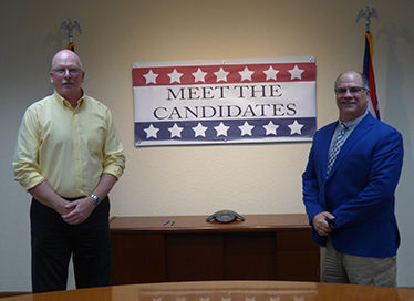 Candidates for Williams County sheriff