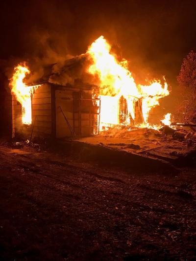 Authorities seeking information regarding fires