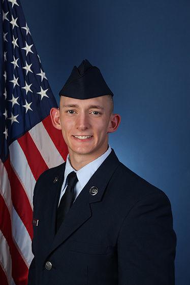 U.S. Air Force Airman Garrett W. Carpenter