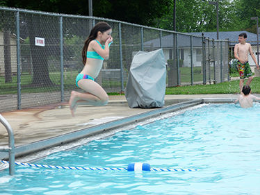 Bryan pools closed