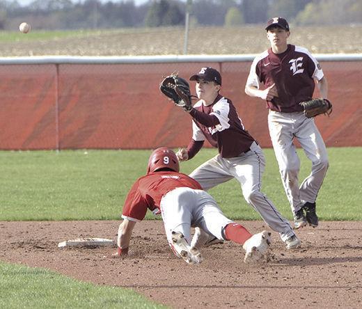 Three-run 5th inning lifts Edgerton baseball over Hilltop