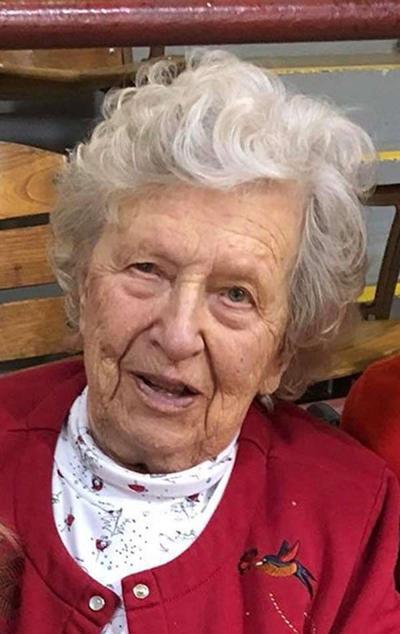 D. Jeanette Burkhart (1926 — 2018)