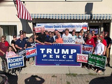 GOP County Election HQ