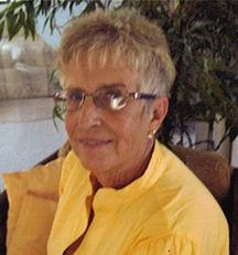 Ruth Ann Mahan (1939 — 2021)