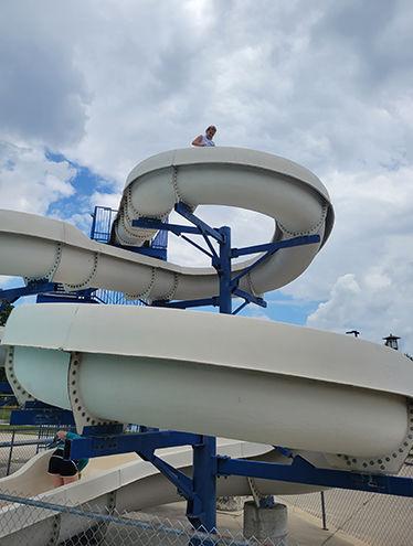 Montpelier pool lifeguard