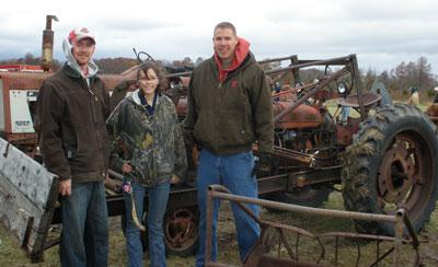 Fairview FFA begins tractor restoration | Local News