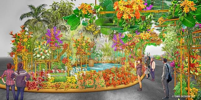 FLOWER SHOW 2018: Don't miss these highlights of the 2018 ... on