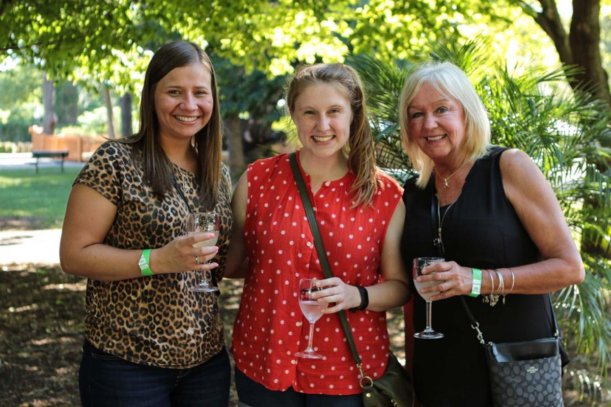 Picture This: Wines in the Wild at the Buffalo Zoo