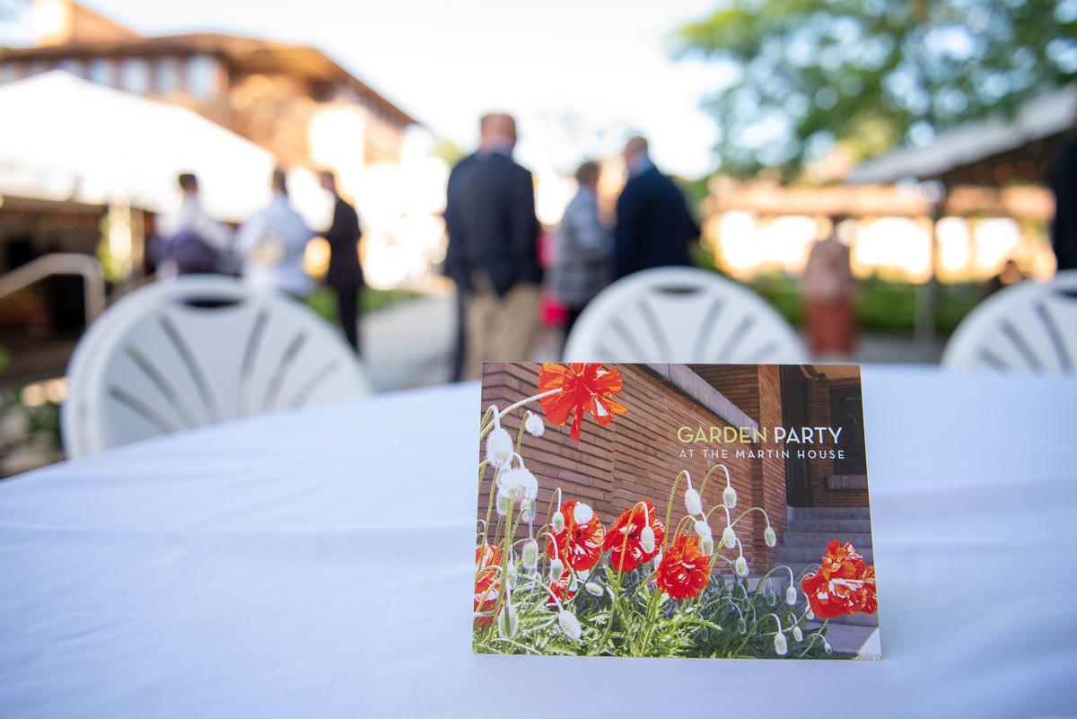 Picture This: Garden Party at the Martin House