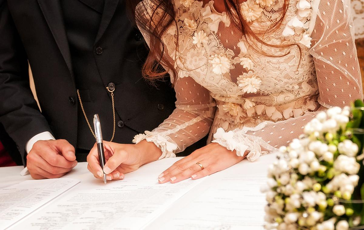 How to get your New York State marriage license