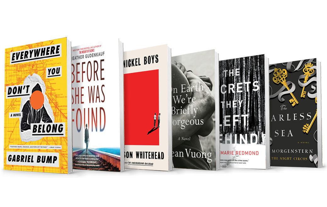New-releases-bookshelf