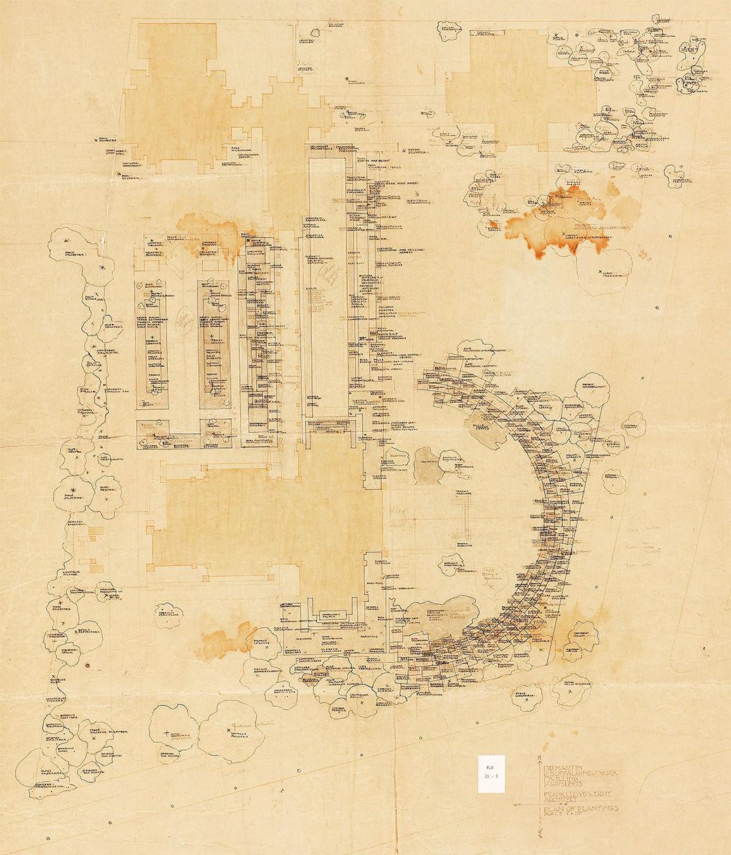 Buffalo-Magazine-Frank-Lloyd-Wright-Martin-House-Landscaping-Plan