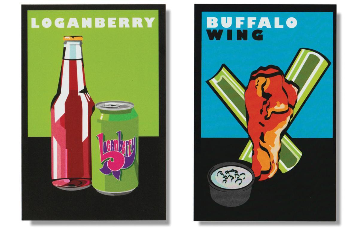 Buffalo-Food