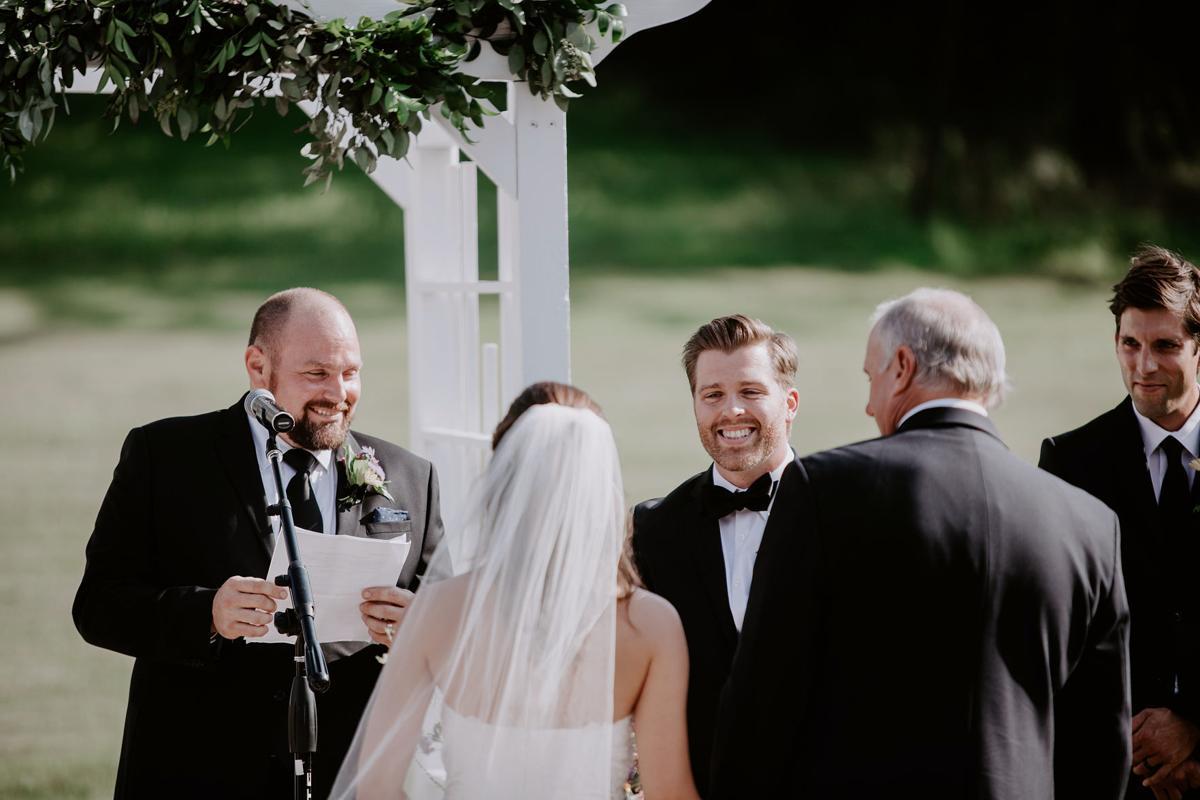 wny weddings jennifer and karl_ceremony_buffalomagazine
