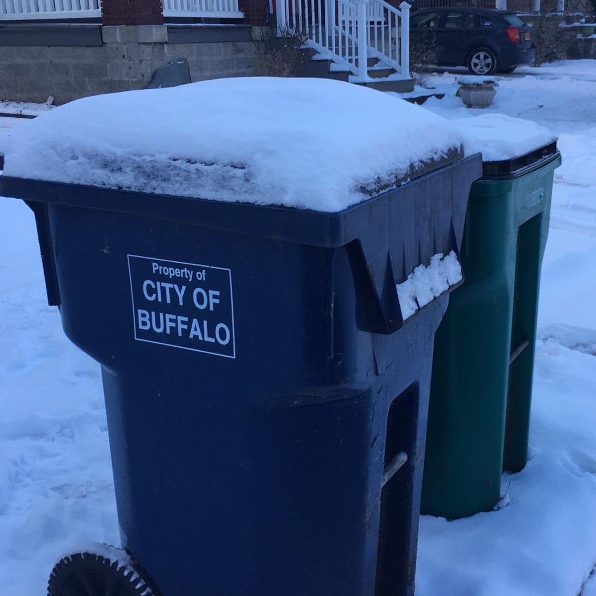 2021 Erie Christmas Garbage Pickup Schedule Reminder No Trash Pickup In Buffalo Amherst On Christmas New Year S Day Local News Buffalonews Com