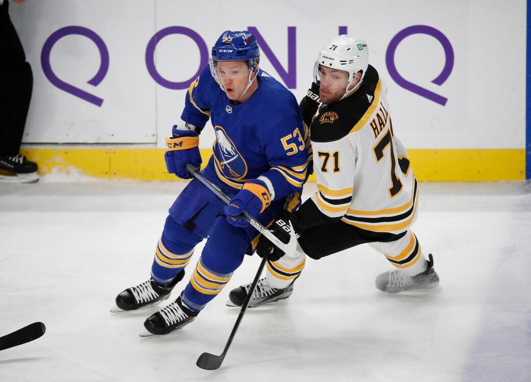 Sabres Bruins