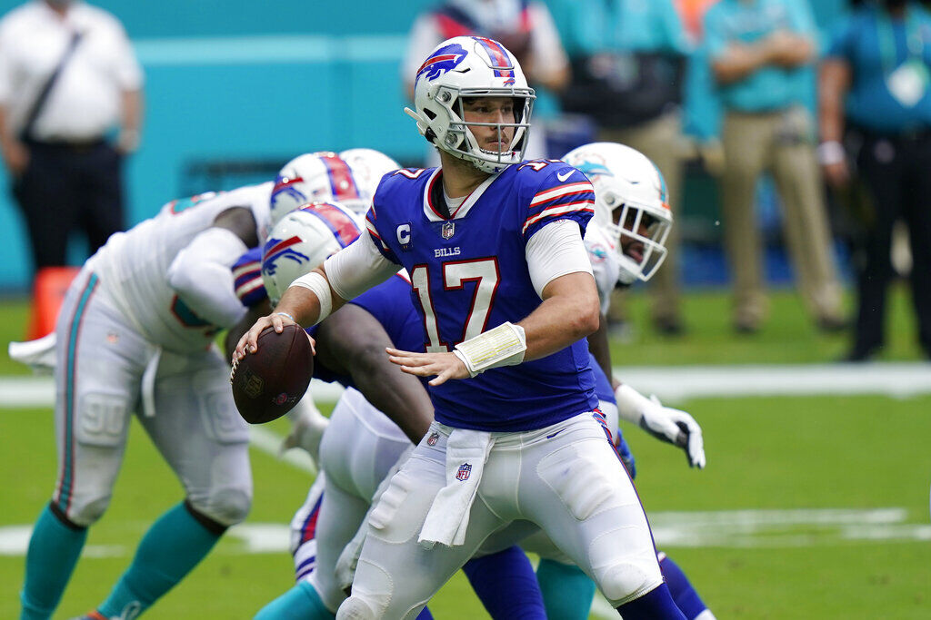 Hot Reads When Things Get More Bizarre Josh Allen Delivers Another Big Time Game Buffalo Bills News Nfl Buffalonews Com