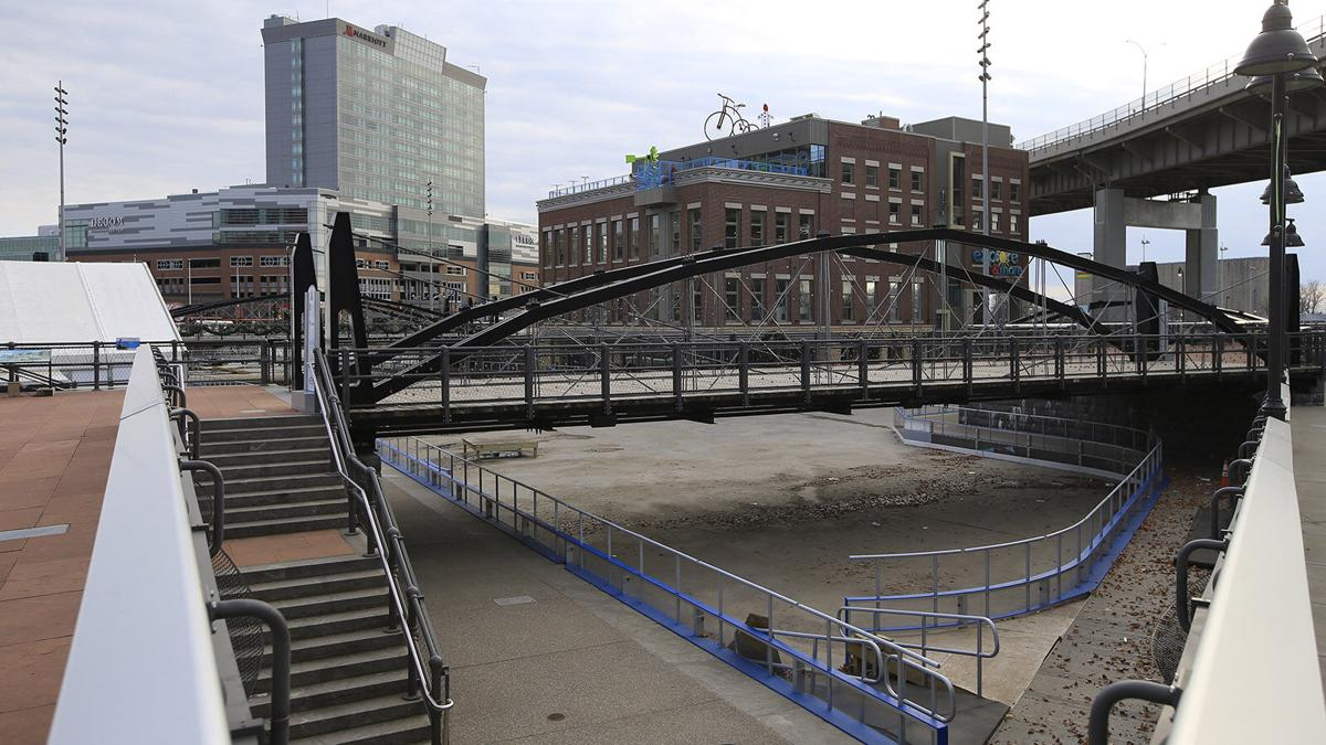 Canalside closing