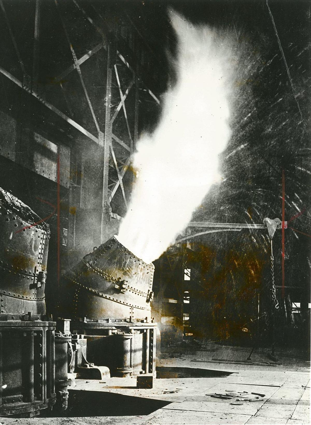 The glory days and decline of Bethlehem Steel