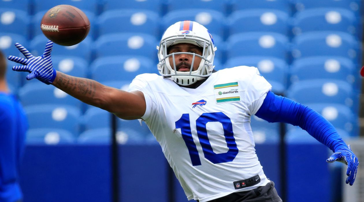 Bills release Philly Brown, promote Greg Mabin from practice squad ...