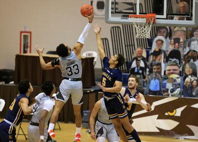 St. Bonaventure LaSalle basketball