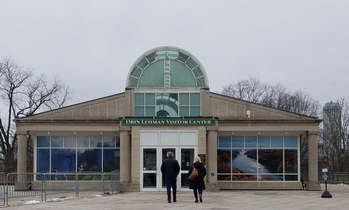 Niagara Falls Park Visitor Center (copy)