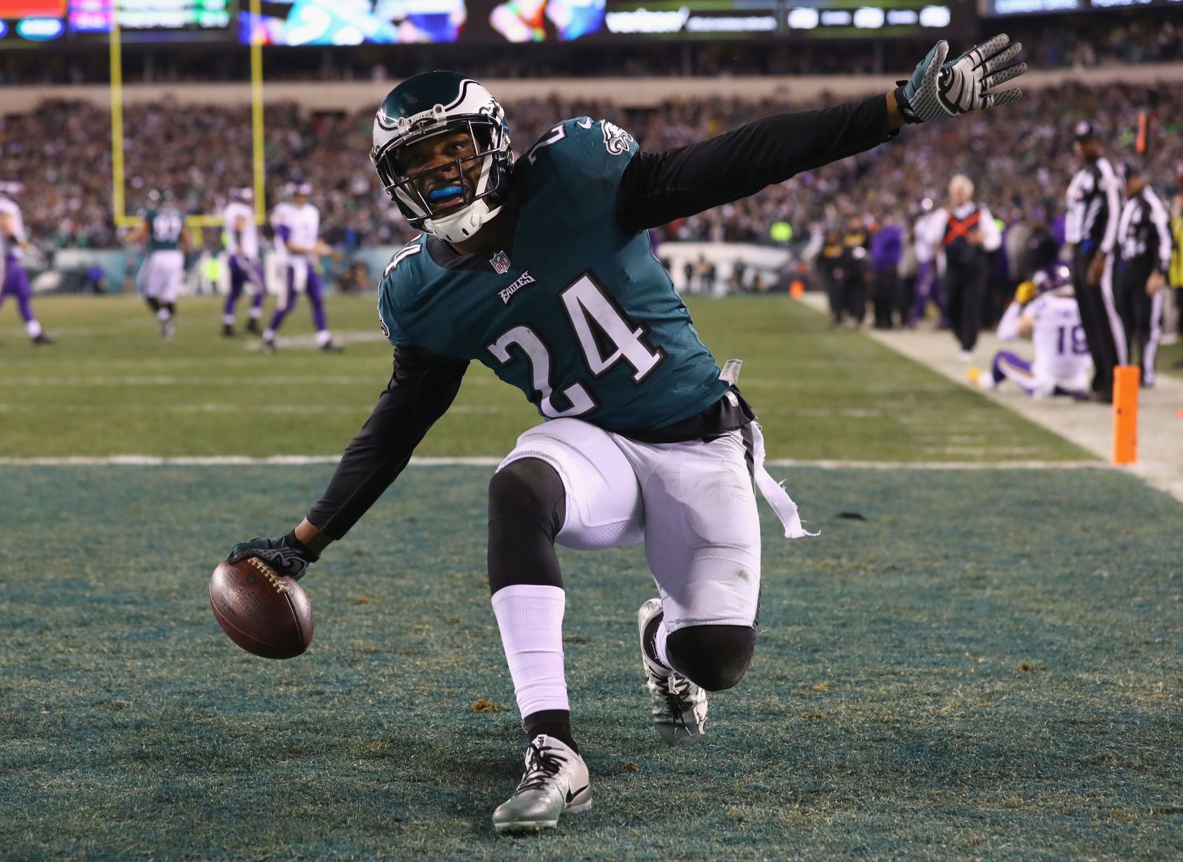 Corey Graham's Super Bowl reality far exceeds childhood dreams in ...