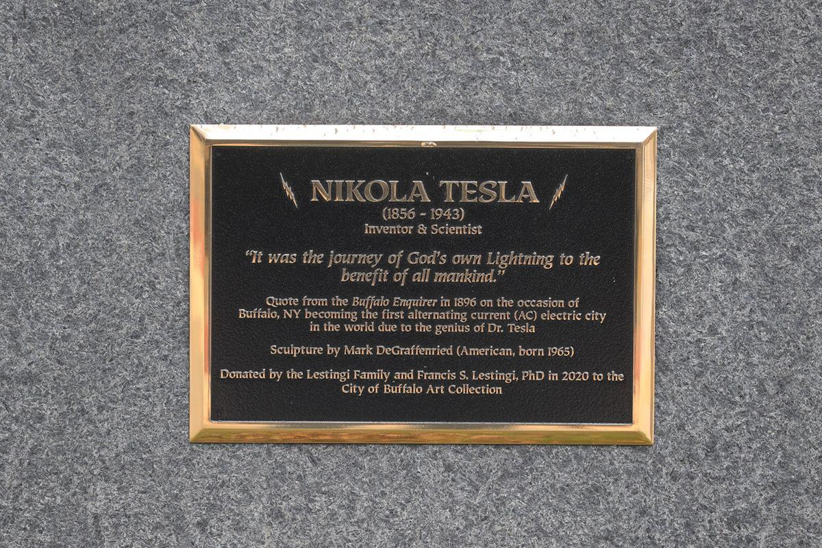 Tesla Statue Park
