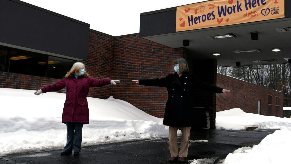 Nursing home administrators at nursing home