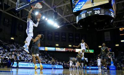 Jayvon-Graves-UB-Buffalo-Akron-College-Mens-Basketball-Scull-Alumni Arena