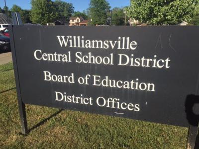 Williamsville School District Notice of Claim