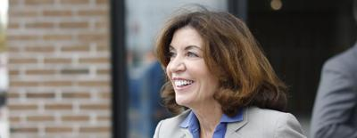 Kathy Hochul builds statewide donor network, outraising Letitia James