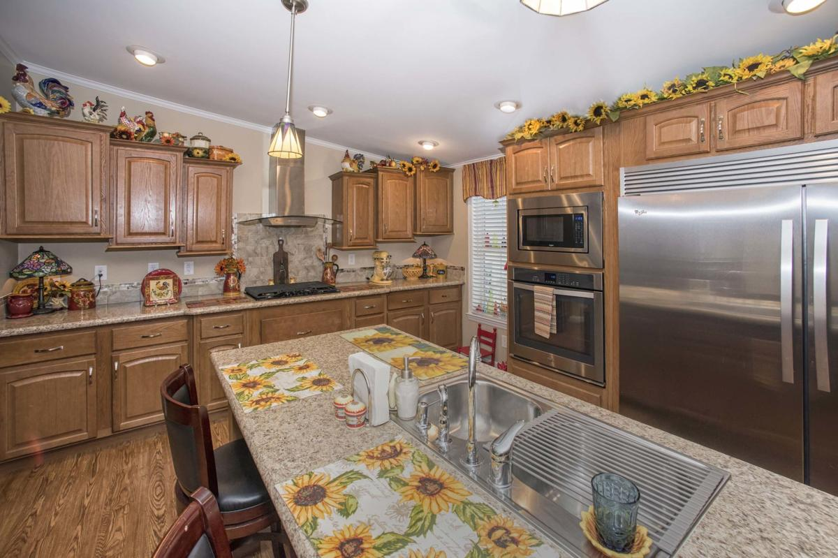 Rock Oak kitchen