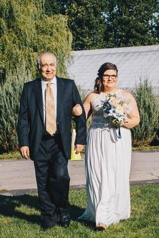 Kimberly and Saied Behzadi