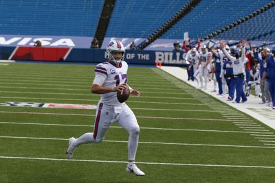 Bills Jets first touchdown