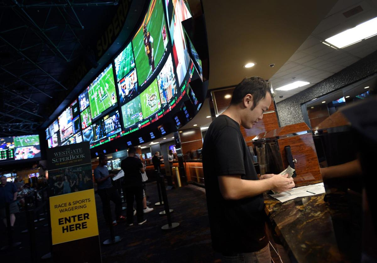 sports betting politics