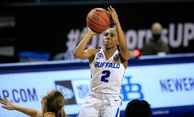 Buffalo Toledo womens basketball